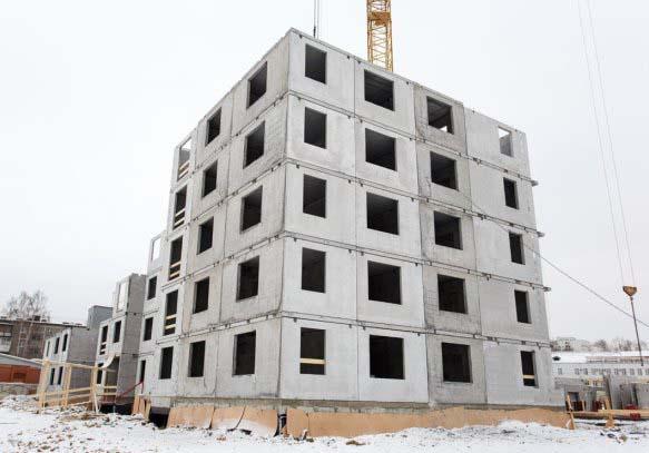 Ход строительства жилого квартала цветной бульвар Екатеринбург