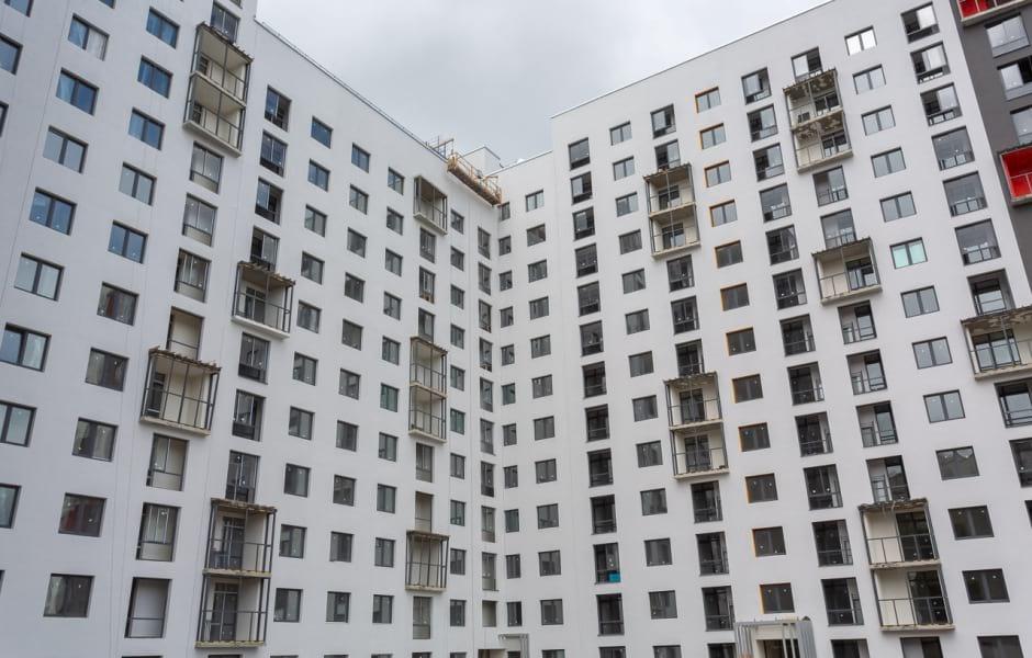 """ЖК """"Цветной Бульвар"""" Ход строительства Екатеринбург"""