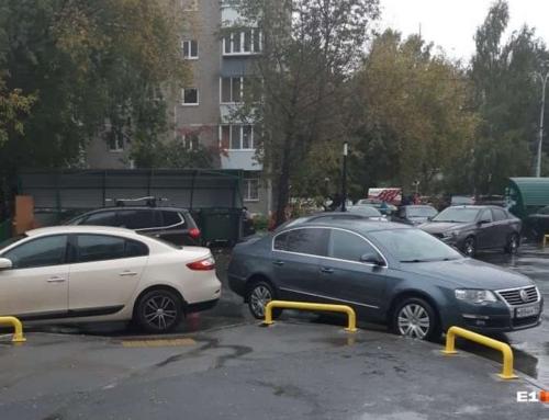 В Пионерском сделают выезд из ЖК вопреки мнению жильцов соседней пятиэтажки