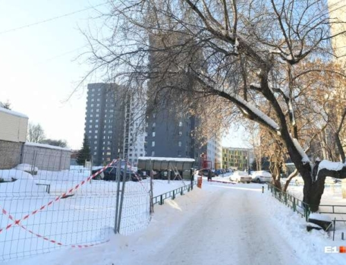Мэрия закрыла выезд из ЖК Цветной бульвар на Данилы Зверева